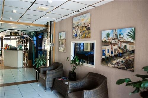 San Remo Hotel Lobby