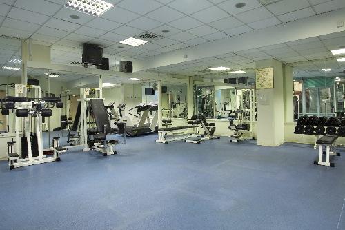 Holiday Inn Nicosia City Center Gym