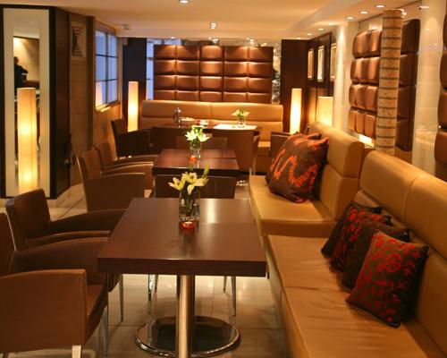 Holiday Inn Nicosia City Center Lounge