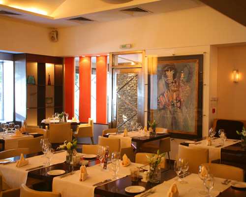 Holiday Inn Nicosia City Center Vivere Restaurant