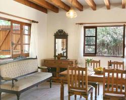 Villa Pomos Med I or Med II Dining Room