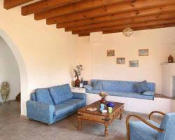 Villa Pomos Med I or Med II Living Room
