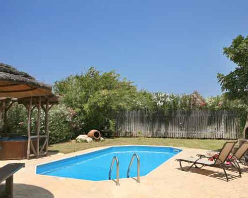 Villa Pomos Med I or Med II Pool