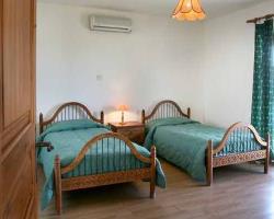 Villa Pomos Med I or Med II Twin Bedroom