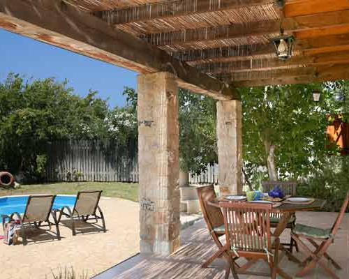 Villa Pomos Med I or Med II Veranda