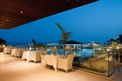 The Royal Apollonia Outdoor Veranda 2