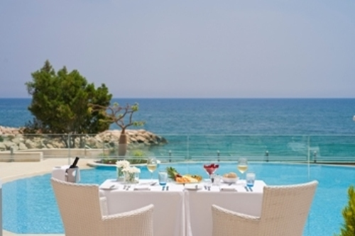 The Royal Apollonia Outdoor Veranda 3