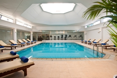 The Royal Apollonia Indoor Pool