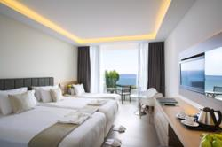 The Royal Apollonia Sea View Room