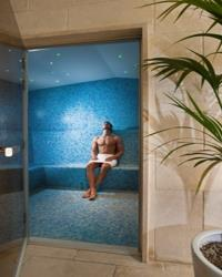 The Royal Apollonia Steam Room