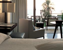 Almyra Terrace Sea View Room