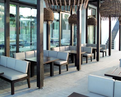 Almyra Eauzone Restaurant