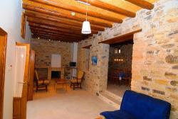 Skarinou Traditional Houses Anesi House Living Room