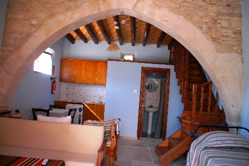 Skarinou Traditional Houses Anna House one bedroom