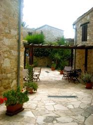 Skarinou Traditional Houses Michalis House Garden