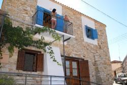 Skarinou Traditional Houses Lito House Balcony