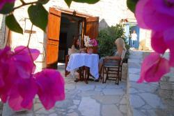 Skarinou Traditional Houses Lito House Patio