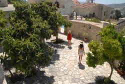 Skarinou Traditional Houses Anna House Yard
