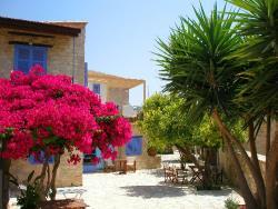 Skarinou Traditional Houses Anna House Yard 1