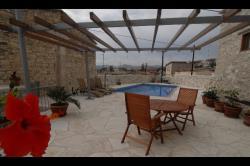 Skarinou Traditional Houses Terrace