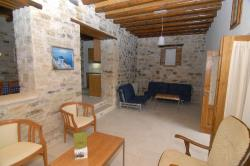 Skarinou Traditional Houses Anesi Seating Area