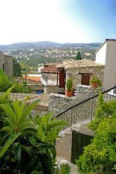 Skarinou Traditional Houses Anna Balcony View