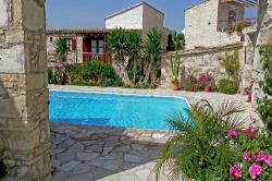 Skarinou Traditional Houses Kosmas Pool