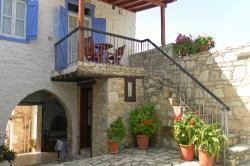Skarinou Traditional Houses Kosmas Balcony