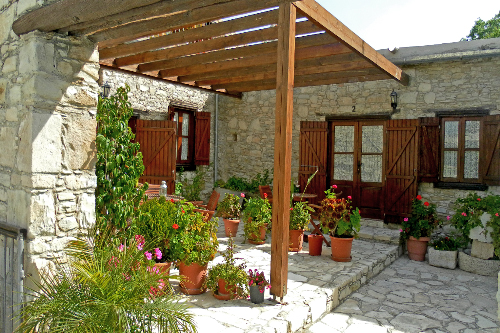 Skarinou Traditional Houses Kosmas Studio