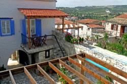 Skarinou Traditional Houses Kosmas Studio Balcony View