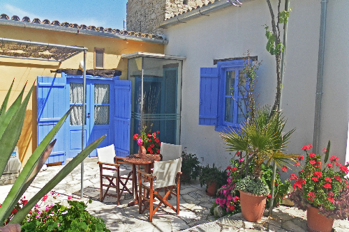 Skarinou Traditional Houses Lito One Bedroom Exterior