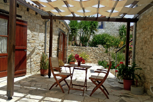 Skarinou Traditional Houses Michalis One Bedroom Exterior