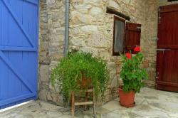 Skarinou Traditional Houses Michalis Court Yard