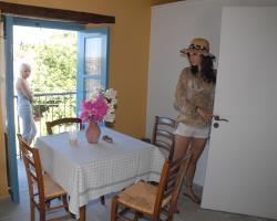 Skarinou Traditional Houses Dinning