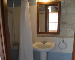 Skarinou Traditional Houses Bath Room