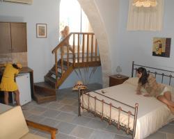 Skarinou Traditional Houses Bed Room
