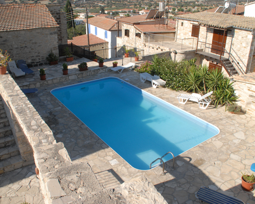 Skarinou Traditional Houses Swimming Pool
