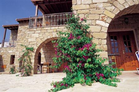 Skarinou Traditional Houses Anna House Exterior