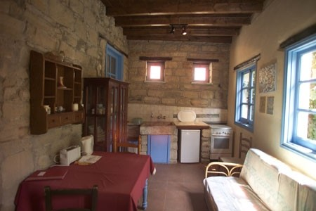 Skarinou Traditional Houses Anna House Interior