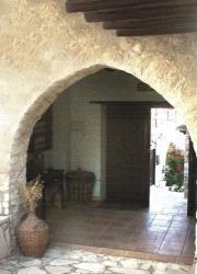 Skarinou Traditional Houses Cosma House Entrance