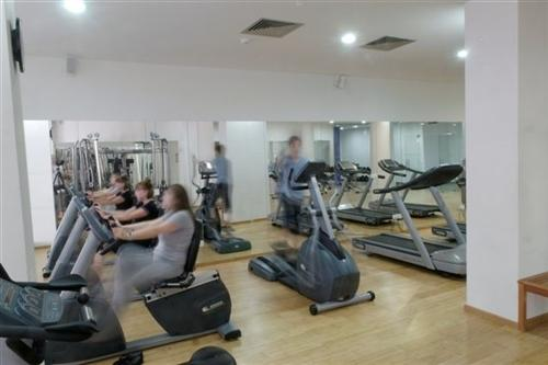 Capital Coast Resort and Spa Hotel Gym