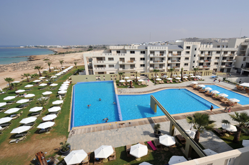 Capital Coast Resort and Spa Panoramic Hotel And Pool View