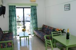 Livas Hotel Apartments Living Room 2
