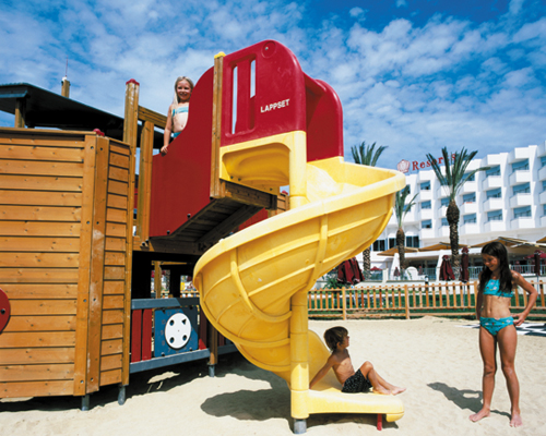 Crown Resort Horizon Children Playground