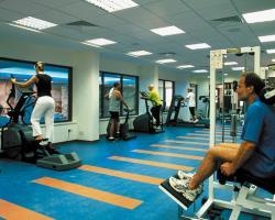 Crown Resort Horizon Gym