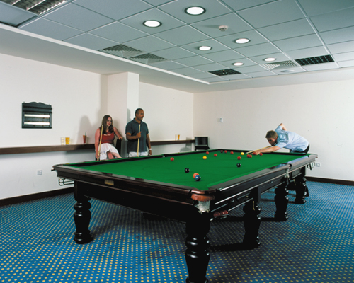 Crown Resort Horizon Snooker