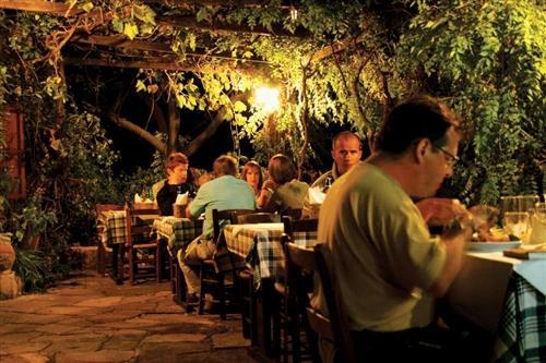 Vasilias Nikoklis Inn Terrace