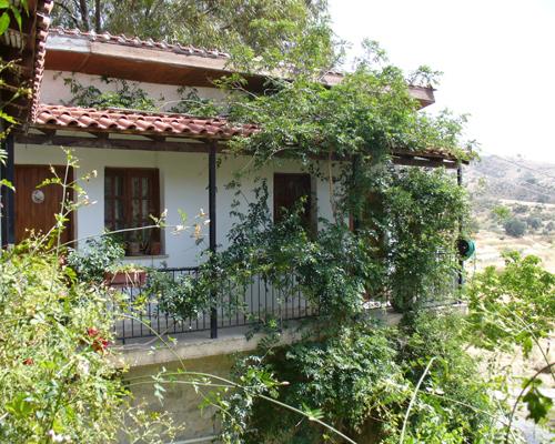Vasilias Nikoklis Inn Exterior