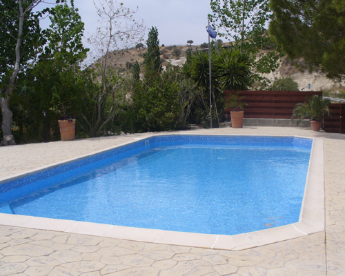 Vasilias Nikoklis Inn Pool