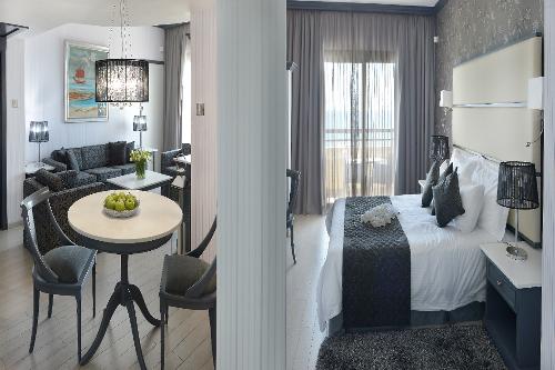 Palm Beach Hotel Royal Suite
